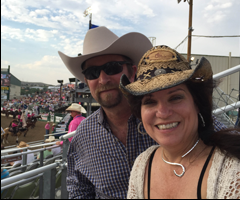 Crystal Whiskey at Reno Rodeo 2015